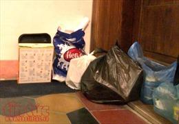 Xử lý rác ở Séc bắt đầu từ... phòng bếp gia đình