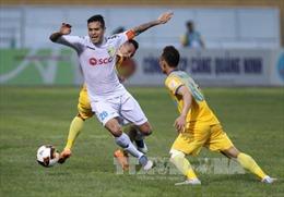 V.League 2017: Chủ nhà CLB Hà Nội và CLB Than Quảng Ninh cùng chiến thắng