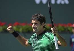 Federer và Vesnina vô địch Indian Wells sau những trận chung kết toàn Thụy Sỹ, toàn Nga