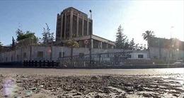 Tòa nhà Đại sứ quán Nga tại Syria bị hư hỏng do giao tranh dữ dội