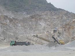 Nổ mìn khai thác đá núi Bà Đen, một công nhân tử vong vì đá văng trúng đầu