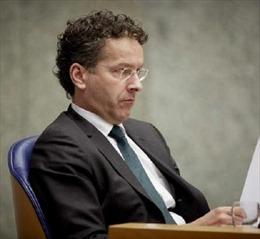 Chủ tịch Eurogroup bị gửi bom thư nặc danh