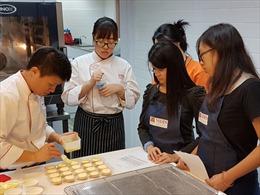 Học viện MDIS ra mắt Trung tâm thực hành ẩm thực