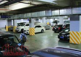 Hà Nội quy định dự án xây mới phải có hầm đỗ xe