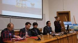 Hội thảo An ninh Biển Đông tại Ba Lan