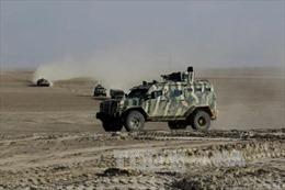 Liên quân quốc tế sắp mở màn cuộc tấn công giành lại Raqqa