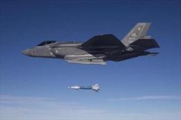 Máy bay tàng hình Mỹ diễn tập ném bom chính xác ở Hàn Quốc