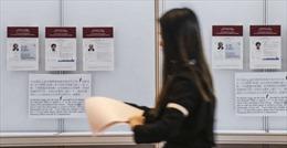 Cử tri Hong Kong bỏ phiếu bầu Trưởng đặc khu mới
