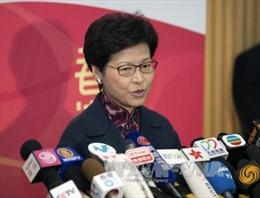 Hong Kong (Trung Quốc) phản đối lệnh trừng phạt mới của Mỹ