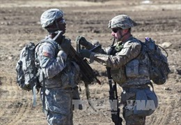 Mỹ đưa nghìn binh sĩ phản ứng nhanh tới Hàn Quốc tập trận chung