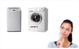 Kinh nghiệm chọn mua máy giặt tiết kiệm 20% lượng điện tiêu thụ