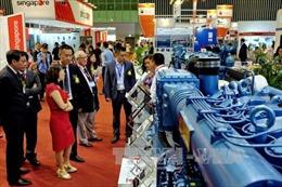 Khai mạc hai triển lãm Quốc tế tại TP Hồ Chí Minh