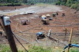 Đắk Nông khắc phục tình trạng thiếu nước cục bộ