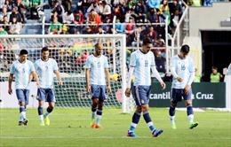 Argentina là đội tuyển già nhất World Cup 2018
