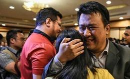 Các công dân Malaysia ở Triều Tiên trở về nước