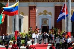 Cuba phản đối OAS gây sức ép chống Venezuela