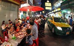 Bangkok dẹp hàng rong, quán ăn vỉa hè