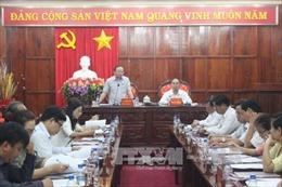 Đoàn giám sát Hội đồng Dân tộc của Quốc hội làm việc tại Bình Phước