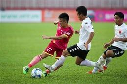 """V. League 2017: Sài Gòn FC lập """"cơn mưa"""" bàn thắng, giành trọn 3 điểm"""