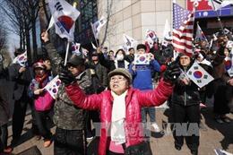 Tái diễn biểu tình tại Hàn Quốc