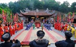 Giỗ Đức Quốc Tổ Lạc Long Quân và dâng hương tưởng niệm Tổ Mẫu Âu Cơ
