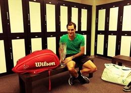 'Siêu nhân tốc hành' Federer hạ gục Nadal, thắng nốt giải đấu lớn đầu năm