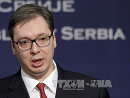 Serbia duy trì chính sách quân sự trung lập