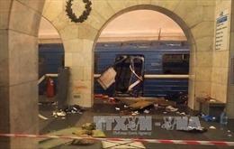 Hệ thống tàu điện ngầm Saint Petersburg dần nối lại hoạt động