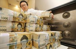 Đồng won sụt giá 'chóng mặt' do căng thẳng thương mại Mỹ - Trung