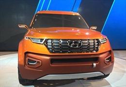 Hyundai sắp ra mắt mẫu SUV mới