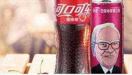 Tỷ phú Warren Buffett - gương mặt đại diện cho Coca-Cola Trung Quốc