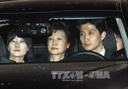 Bà Park lấy tiền ở đâu để trả cho 14 luật sư bào chữa