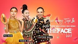 The Face Online công bố 3 gương mặt 'hot' nhất