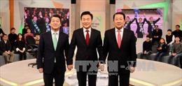 Bầu cử Tổng thống Hàn Quốc: Các ứng cử viên bắt đầu cuộc đua