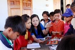 Người phụ nữ mở thư viện tại gia miễn phí cho trẻ em