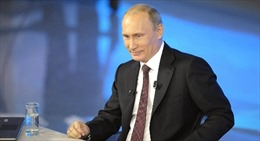 Tổng thống Putin tiết lộ bí mật đời tư