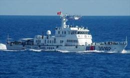 Tàu Trung Quốc liên tục hiện diện trong vùng biển Malaysia