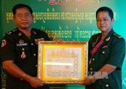 Người nối nhịp cầu hữu nghị Việt Nam - Campuchia