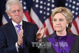 Bà Hillary Clinton không định tiếp tục tranh cử tổng thống Mỹ