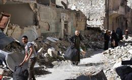 HĐBA không bỏ phiếu về nghị quyết lên án vụ tấn công hóa học tại Syria