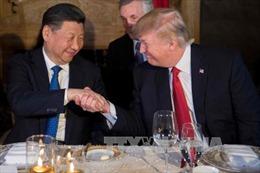 Tổng thống Trump nhận lời mời sang thăm Trung Quốc