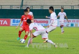 V.League 2017: Sài Gòn FC lập thành tích 5 trận bất bại liên tiếp