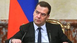 Thủ tướng Nga quan ngại về nguy cơ đụng độ với Mỹ tại Syria