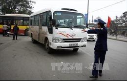 Cảnh sát giao thông giả xe ôm, ngăn xe khách trá hình, xe chạy chui nhiễu loạn Hà Nội