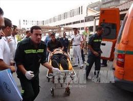 Số người thương vong tăng mạnh trong vụ đánh bom nhà thờ Ai Cập