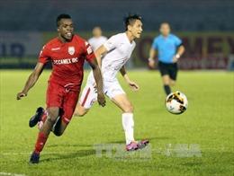 V.League 2017: SHB Đà Nẵng chia điểm cho Becamex Bình Dương