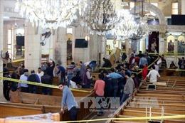 Tổng thư ký LHQ lên án mạnh mẽ vụ đánh bom nhà thờ Ai Cập