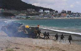 Hàn Quốc hạ thấp khả năng Mỹ tấn công phủ đầu Triều Tiên