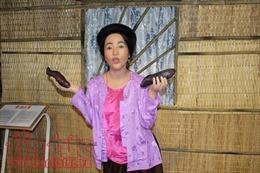 Ngắm chân dung văn nghệ sỹ Việt Nam bằng sáp tại TP Hồ Chí Minh
