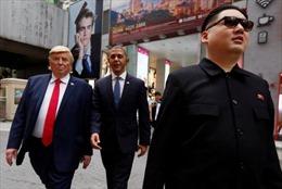 Bộ ba 'Trump, Obama, Kim Jong-un' bất ngờ đổ bộ Hong Kong